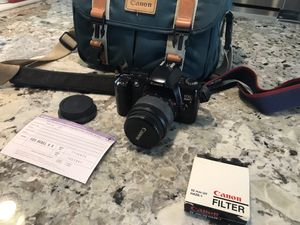 Canon Rebel SX EOS 35mm Camera with case for Sale in NW PRT RCHY, FL