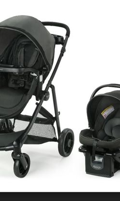 Graco Modes Element Travel System 100 OBO for Sale in Madera,  CA