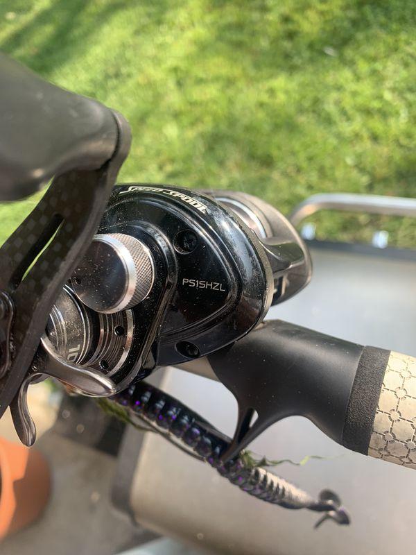 Great Lews fishing rod combos