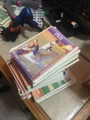 Nolan Ryan baseball card lot over 100 for Sale in Antioch, CA