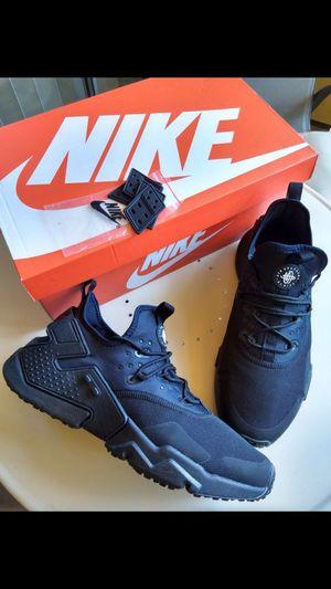 Nike Huarache Drift Triple Black (men's 11) for Sale in Sunnyvale, CA