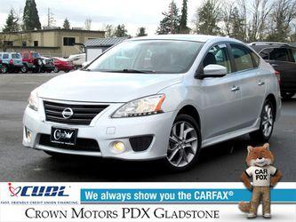 2013 Nissan Sentra SR for Sale in Gladstone,  OR