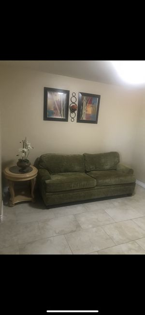 New PULL OUT COUCH CONVERTS INTO BED for Sale in Coachella, CA