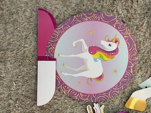Unicorn party decor for Sale in Queen Creek, AZ