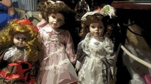 Emerald Doll collection for Sale in Avondale, AZ