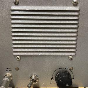 Mini Tube Amp Fender Champ Moviola Squawk Box for Sale in Nipomo, CA