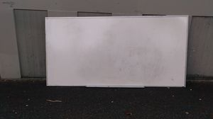 """Two 8"""" × 4ft. Dry erase boards for Sale in Fircrest, WA"""
