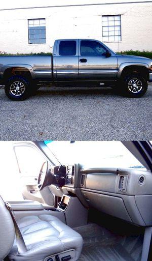 2001 Chevrolet Silverado for Sale in Point Comfort, TX