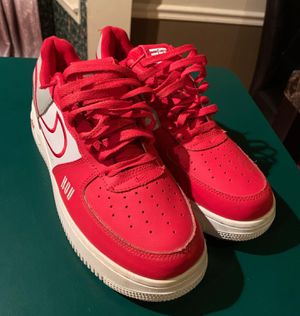 "Nike Air Force 1 ""HOUSTON ROCKETS"" size 10 for Sale in Appleton, WI"