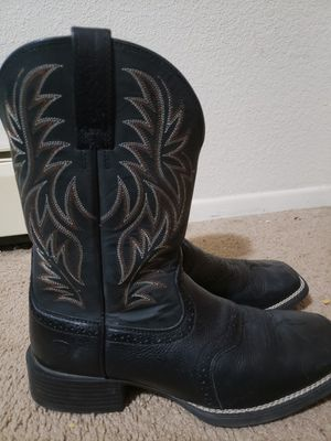 Ariat boots for Sale in Cheyenne, WY