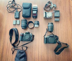 Canon & Nikon for Sale in Milwaukie, OR