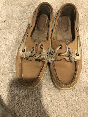 Size 5.5 women's Sperry's for Sale in Fort Washington, MD