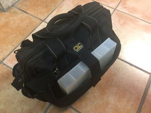 Tool bag canvas heavy duty for Sale in Miami, FL