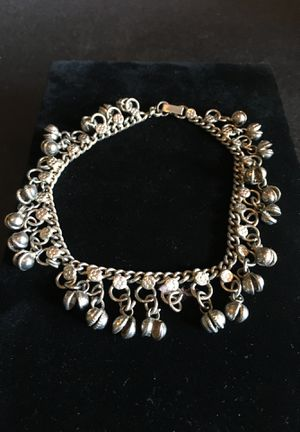 """Anklet with Bells, Indian- Like New Condition, Belly Dancers Gear, 10""""- Silver Tone- Listing Hundreds Of Items for Sale in Miami, FL"""