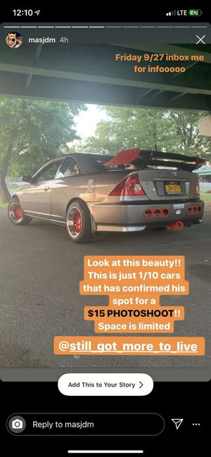 2004 Honda Civic ex for Sale in Brooklyn, NY