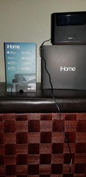 iHome Bluetooth speaker for Sale in Abilene, TX