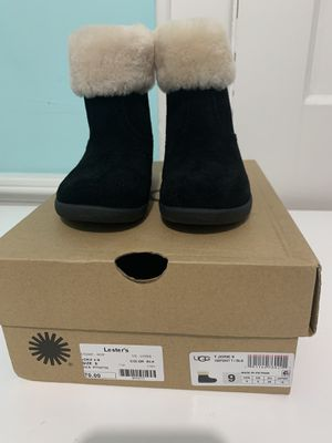 Toddler ugg boots for Sale in Harrison, NY