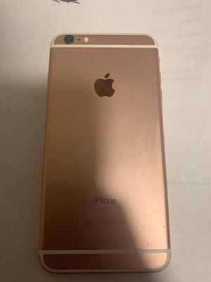 iPhone 6s rose gold for Sale in Nashville, TN