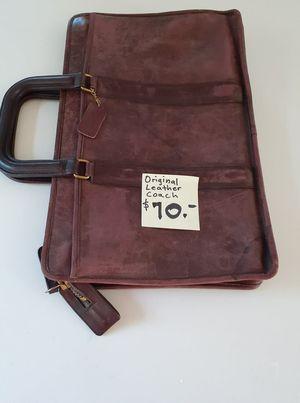 Coach Briefcase for Sale in Redlands, CA