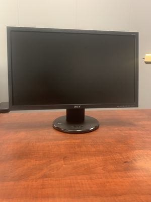 """Acer 22"""" monitor for Sale in Danville, CA"""