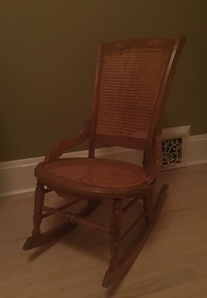 Antique rocking chair cane for Sale in Seattle, WA