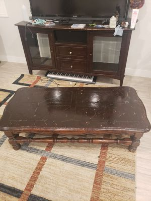 Antique coffee table for Sale in Temecula, CA
