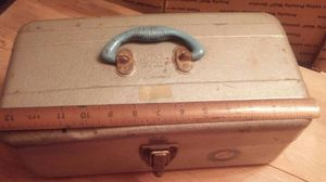 vtg tackle box no rust for Sale in Sunbury, OH