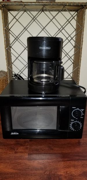 FOR SALE: Microwave & Coffee Maker for Sale in Columbus, OH