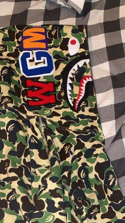 Authentic Bape Hoodie for Sale in Frederick,  MD