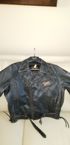 Ladies motorcycle jacket for Sale in Valley View, OH
