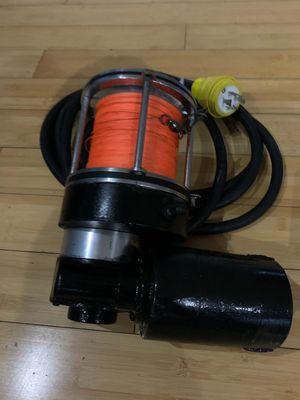Powerful LP Lindgren-Pitman electric fishing reel for deep dropping swordfish for Sale in Miami, FL