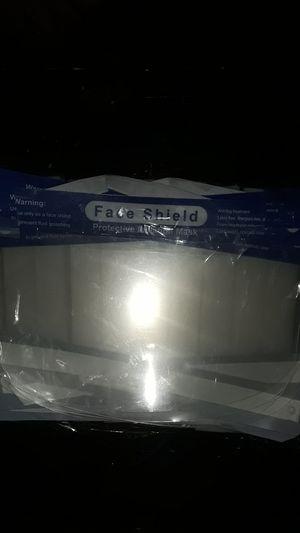 9 brand new face shield mask for Sale in Everett, WA