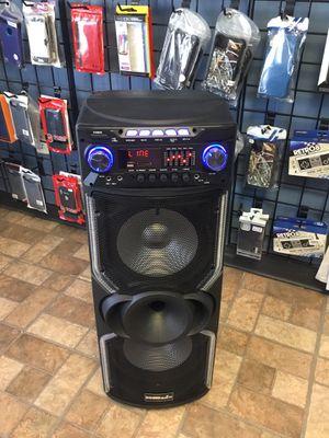 Sound in box Bluetooth speaker for Sale in Garland, TX