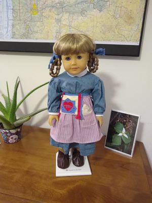Kirsten American Girl doll and winter outfit for Sale in Yacolt, WA