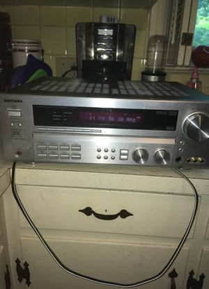 KENWOOD AUDIO VIDEO SURROUND THEATER RECIEVER for Sale in Winston-Salem, NC