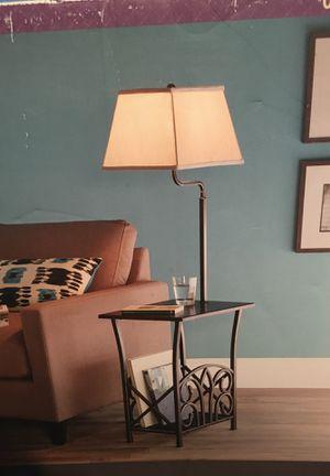 Magazine rack lamp for Sale in Goodyear, AZ