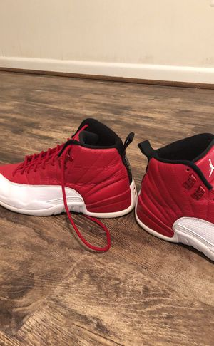 Jordan 12 gym red for Sale in Manassas, VA
