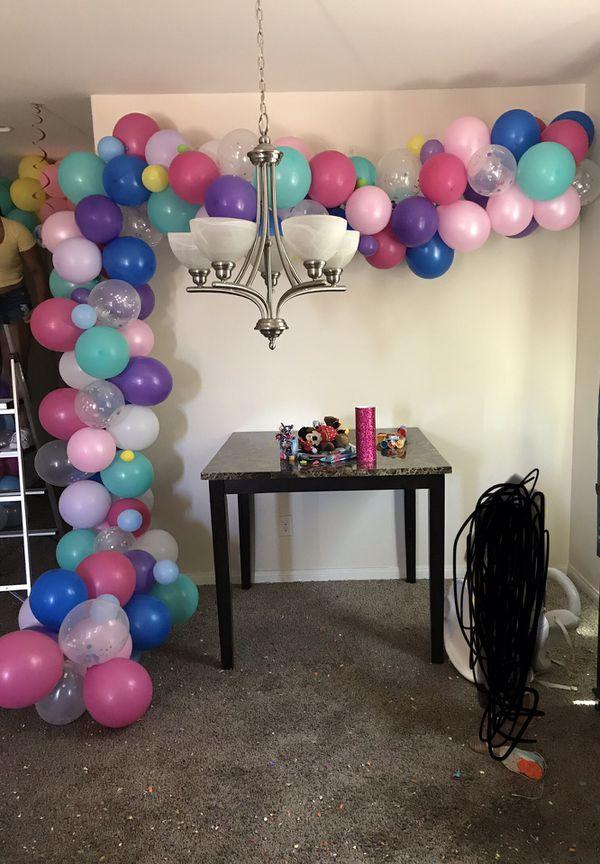 Balloon Garland Balloon Arch #2 balloons