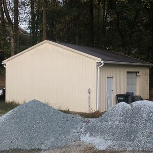 24' X 32' Steel Shop/shed for Sale in Gaithersburg, MD