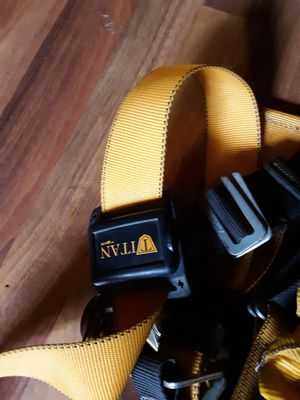 Titan safety harness for Sale in Davenport, IA