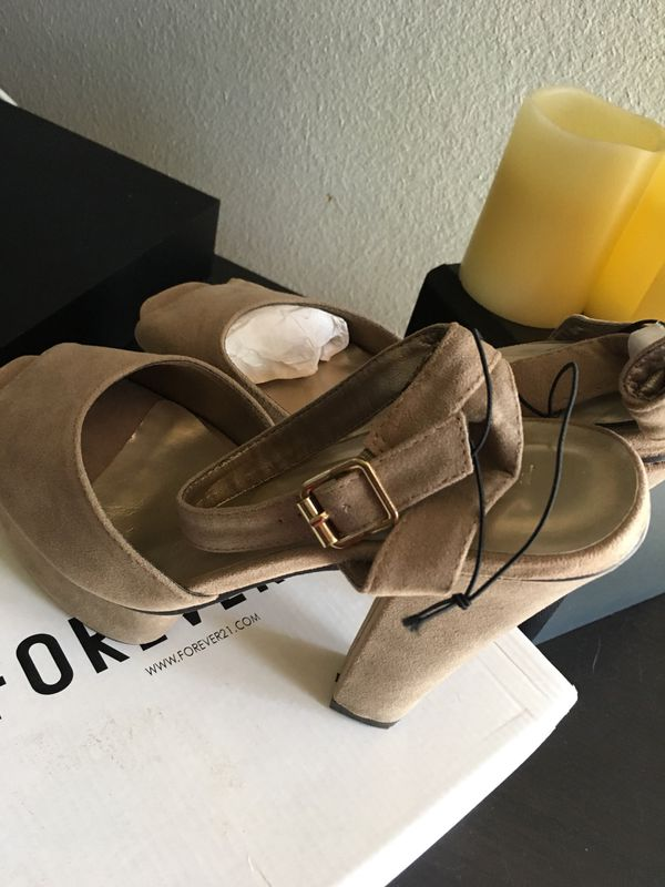 Forever 21 shoes
