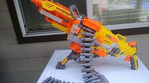Nerf gun (mini gun) *Vulcan EBF-25* for Sale in San Jose, CA