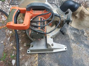 Ridgid saw for Sale in Tampa, FL