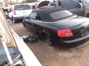 2002 Audi A4, PARTS ONLY!!! for Sale in Dallas, TX