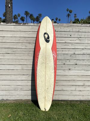Realm Surfboard 6'10 comes with bag for Sale in Los Angeles, CA