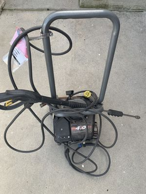 Craftsman Clean and Carry Pressure Washer - 2150 PSI / 1.9 GPM 4.0 HP for Sale in West Covina, CA