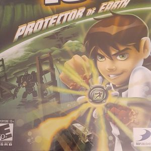 BEN 10 Protector Of EARTH (Nintendo Wii + Wii U) for Sale in Lewisville, TX