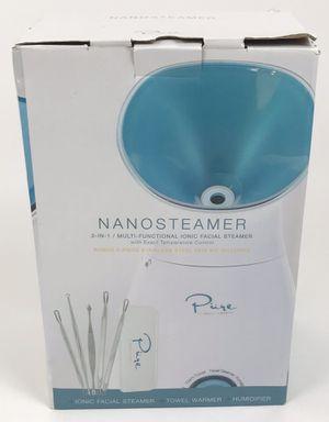New NanoSteamer Large 3-in-1 Nano Ionic Facial Steamer with Precise Temp Control (Tarpon Springs) for Sale in Tarpon Springs, FL