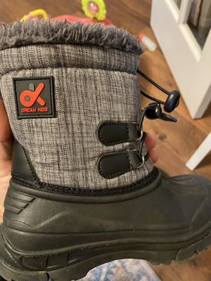 Kids Snow Boot 1 for Sale in Haslet, TX
