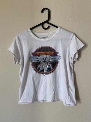 Van Halen band tee for Sale in Spokane Valley, WA